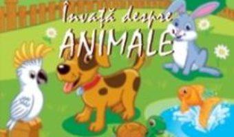 Cartea Copiii creeaza carti: Invata despre animale (download, pret, reducere)
