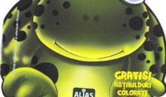 Cartea Broasca. Abtibilduri colorate (download, pret, reducere)