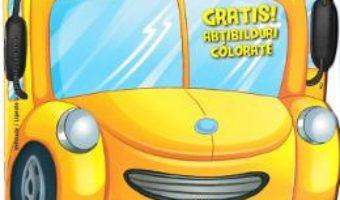 Cartea Autobuzul. Abtibilduri colorate (download, pret, reducere)