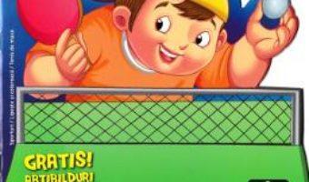 Cartea Tenis de masa. Abtibilduri colorate (download, pret, reducere)