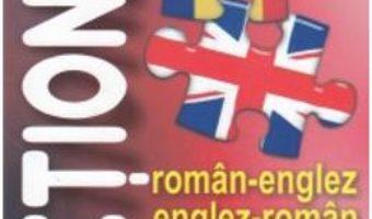 Cartea Dictionar roman-englez, englez-roman – Laura-Veronica Cotoaga (download, pret, reducere)