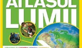 Cartea Atlasul lumii pentru tineri exploratori. National Geographic Kids (download, pret, reducere)