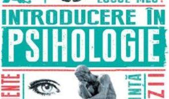 Cartea Introducere in psihologie (download, pret, reducere)