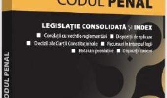 Cartea Codul penal. Octombrie 2018 – Dan Lupascu (download, pret, reducere)
