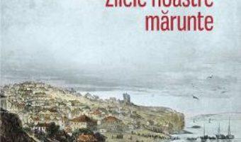 Cartea Zilele noastre marunte – Cezar Amariei (download, pret, reducere)