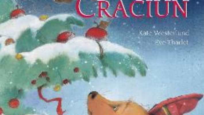 Cartea Emotie de Craciun – Kate Westerlund, Eve Tharlet (download, pret, reducere)