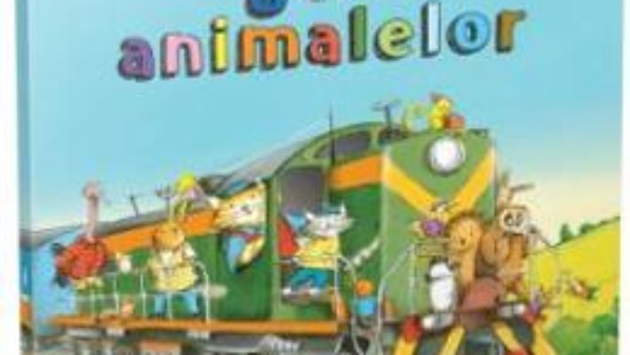 Cartea O zi in gara animalelor – Sharon Rentta (download, pret, reducere)