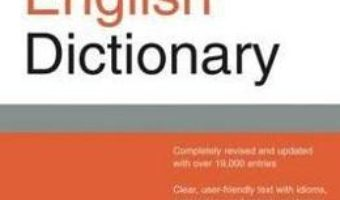 Cartea Tuttle Vietnamese-English Dictionary: revised and updated – Nguyen Dinh-Hoa (download, pret, reducere)