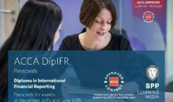 Cartea DipIFR Diploma in International Financial Reporting: Passcards (download, pret, reducere)