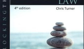Cartea Unlocking Contract Law – Chris Turner (download, pret, reducere)