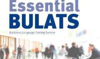 Cartea Essential BULATS with Audio CD and CD-ROM – David Clark (download, pret, reducere)