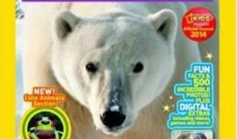 Cartea National Geographic Kids Infopedia 2014 (download, pret, reducere)