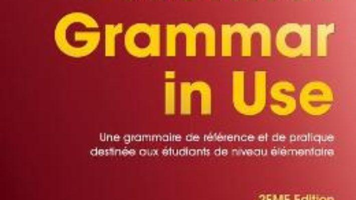 Cartea Essential Grammar in Use – Raymond Murphy (download, pret, reducere)
