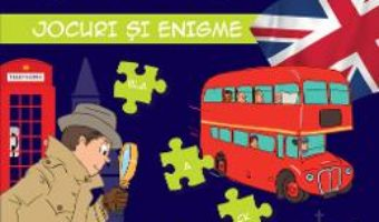 Cartea Funny English 10 ani+ Jocuri si enigme (Larousse) – Sandra Lebrun (download, pret, reducere)