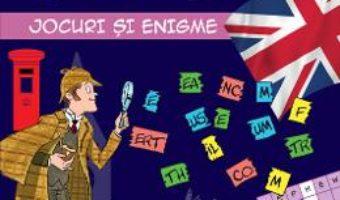 Cartea Funny English 11 ani+ Jocuri si enigme (Larousse) – Sandra Lebrun (download, pret, reducere)