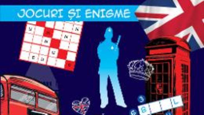 Cartea Funny English 12 ani+ Jocuri si enigme (Larousse) – Sandra Lebrun (download, pret, reducere)