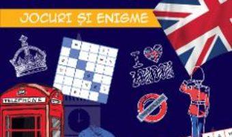 Cartea Funny English 13 ani+ Jocuri si enigme (Larousse) – Sandra Lebrun (download, pret, reducere)