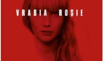 Cartea Vrabia rosie – Jason Matthews (download, pret, reducere)