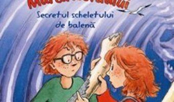 Cartea Detectivii de la Marea Nordului. Secretul scheletului de balena – Bettina Goschl, Klaus-Peter Wolf (download, pret, reducere)