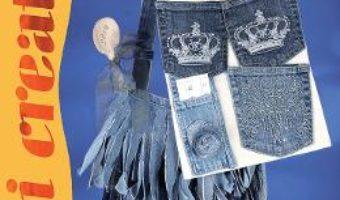Cartea Idei creative 129 – Accesorii noi din jeansi vechi – Gara Mari (download, pret, reducere)