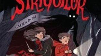 Cartea Ceasul Strigoilor – Cutitul Vampirilor – Jack Henseleit (download, pret, reducere)
