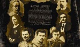 Cartea Elita Basarabiei la 1917-1918. Zece personalitati care au facut Unirea – Andrei Popescu (download, pret, reducere)