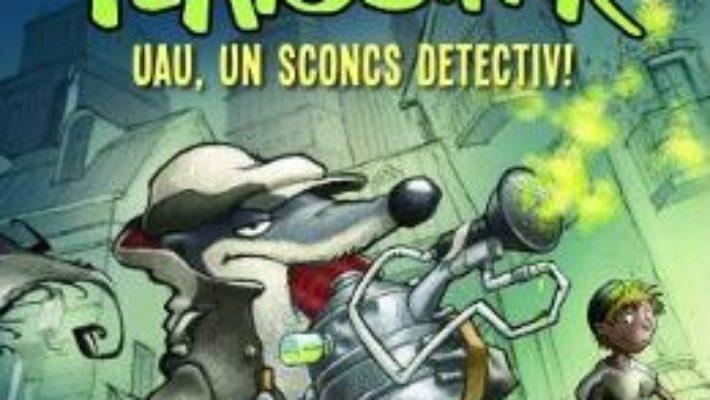 Cartea Flatscher. Uau, un sconcs detectiv! – Antje Szillat, Jan Birck (download, pret, reducere)
