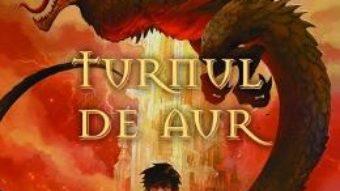 Cartea Turnul de aur. Seria Magisterium – Holly Black, Cassandra Clare (download, pret, reducere)