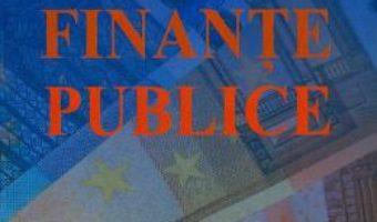 Cartea Finante publice ed.3 – Tatiana Mosteanu (download, pret, reducere)