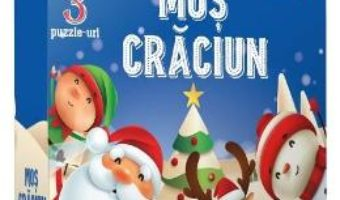 Cartea Mos Craciun – Puzzle educativ (download, pret, reducere)
