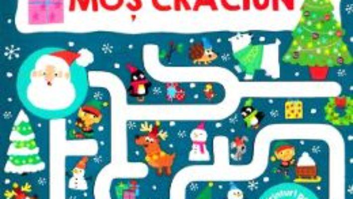 Cartea Urmareste-l pe Mos Craciun (download, pret, reducere)