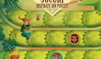 Cartea Marea carte cu jocuri inspirate din povesti – Anna Lang (download, pret, reducere)