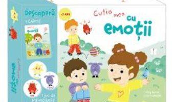 Cartea Cutia mea cu emotii – Melanie Combes (download, pret, reducere)