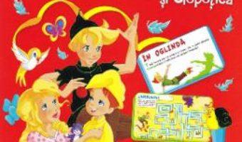 Cartea Joaca-te si citeste cu Peter Pan si Clopotica (download, pret, reducere)