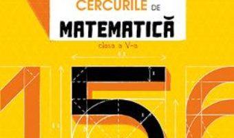 Cartea Exercitii si probleme pentru cercurile de matematica – Clasa 5 – Petre Nachila (download, pret, reducere)