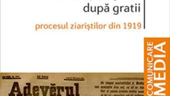 Cartea Cu Slavici si Arghezi dupa gratii – Lucian-Vasile Szabo (download, pret, reducere)