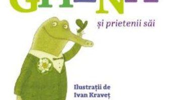 Cartea Crocodilul Ghena si prietenii sai – Eduard Uspenski (download, pret, reducere)