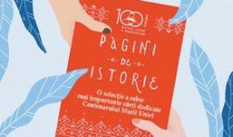Cartea Pachet. Pagini de istorie. Selectie carti Centenar (download, pret, reducere)