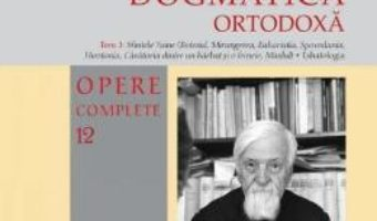 Cartea Teologia dogmatica ortodoxa. Tom 3 (Opere complete 12) – Dumitru Staniloaie (download, pret, reducere)