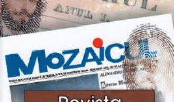 Cartea Revista mozaicul – Nicolae Marinescu (download, pret, reducere)
