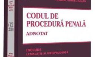 Cartea Codul de procedura penala adnotat – Ion Neagu (download, pret, reducere)
