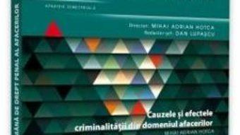 Cartea Revista romana de drept penal al afacerilor nr.2 iulie-decembrie 2018 – Mihai Adrian Hotca, Dan Lupascu (download, pret, reducere)