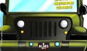 Cartea Jeep. Abtibilduri colorate (download, pret, reducere)