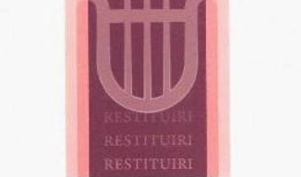 Cartea Vocile singuratatii – Ilariu Dobridor (download, pret, reducere)