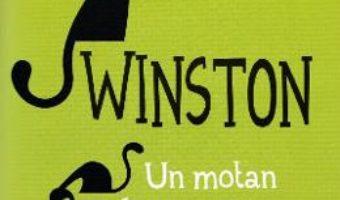 Cartea Winston, un motan sub acoperire – Frauke Scheunemann (download, pret, reducere)
