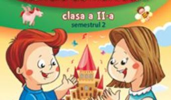 Cartea Sa dezlegam tainele comunicarii – Clasa 2 semestrul 2 – Carmen Iordachescu (download, pret, reducere)