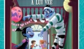 Cartea Disney junior. Vampirina: Petrecerea-surpriza a lui Vee (download, pret, reducere)