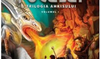 Cartea Scutul focului. Trilogia Ahkisului Vol.1 – Conan Reed (download, pret, reducere)