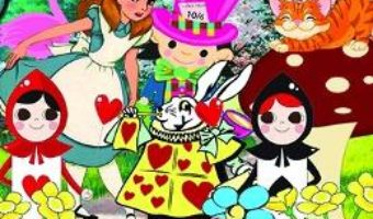 Cartea Alice in Tara Minunilor – Lewis Carroll (download, pret, reducere)