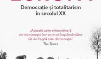 Cartea Umbre peste Europa. Democratie si totalitarism in secolul XX – Mark Mazower (download, pret, reducere)